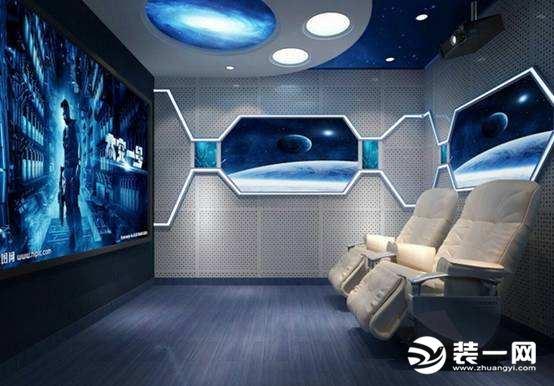 私人影院装修设计 享受极致放松